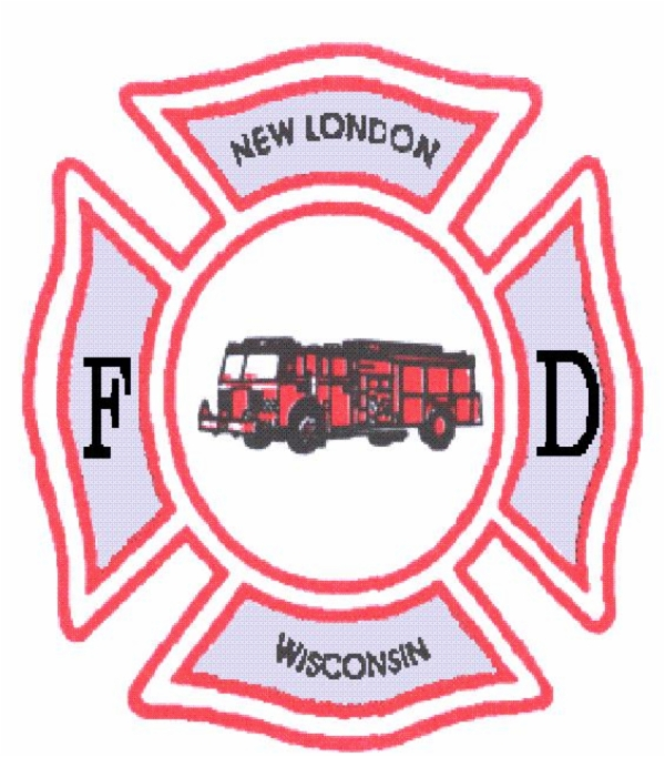 New London Fire Department Logo